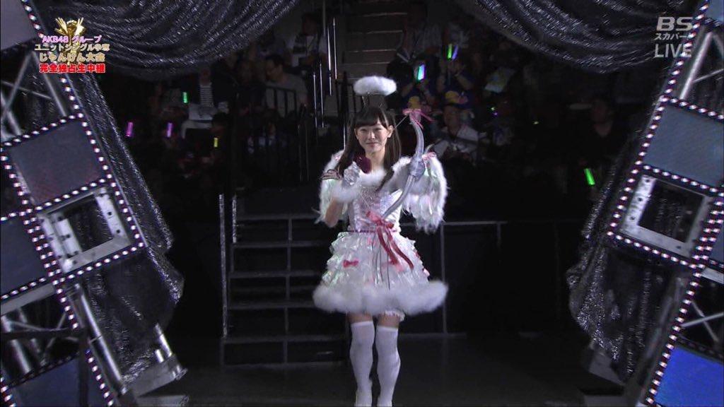 【朗報】NMB48研究生の梅山恋和、AKB48じゃんけん大会で見つかる【Twitterトレンド入り!】