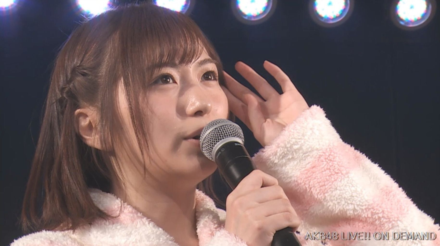 [Briser] AKB48 Oshima Ryoka d'obtention du diplôme