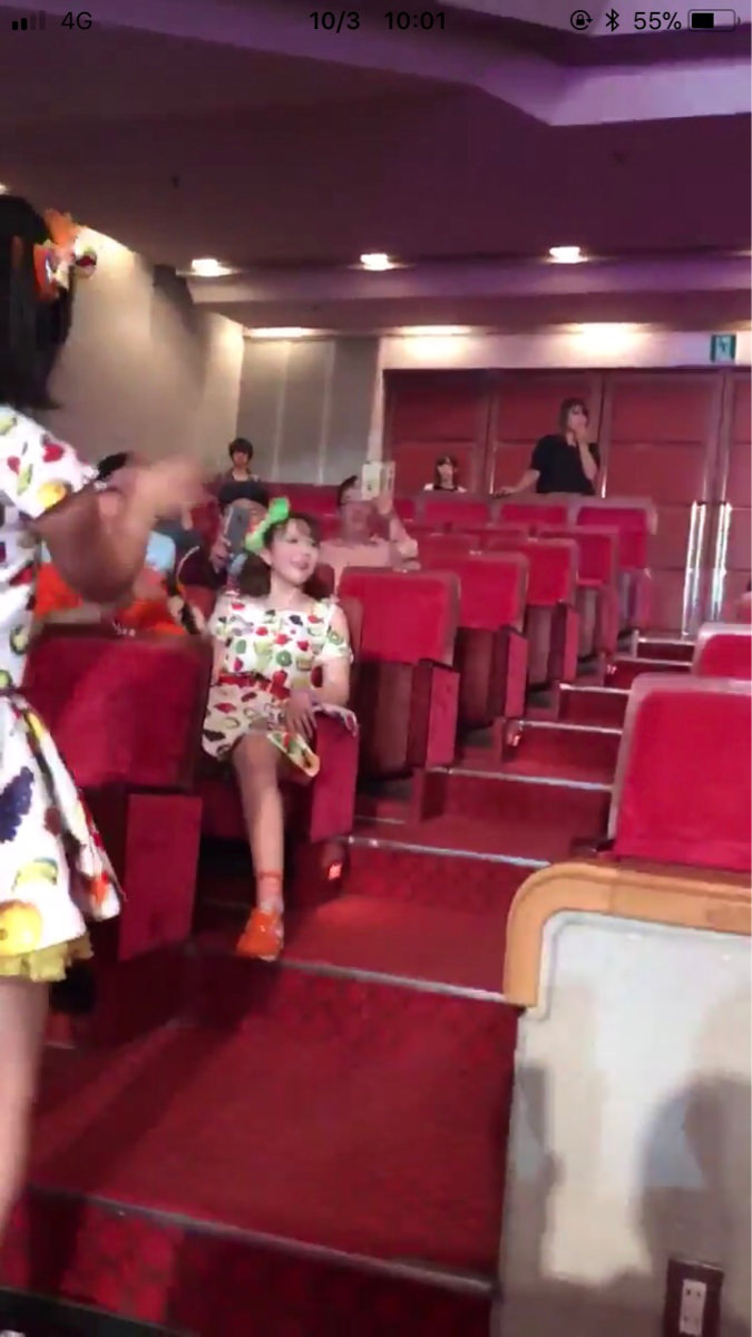 【悲報】HKTBINGO LIVE福岡サンパレスがガラガラ。客席でふんぞり返るメンバーの姿も…