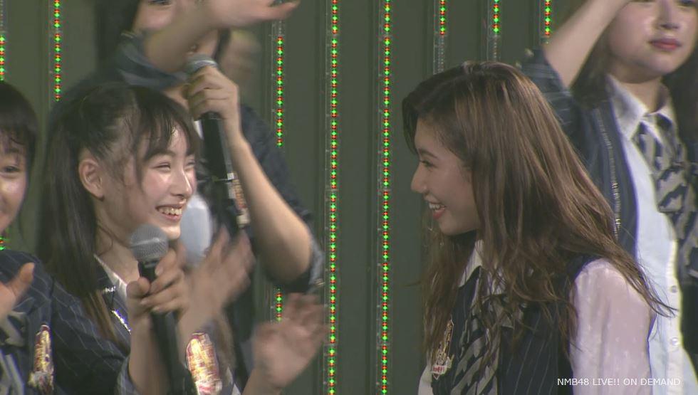 【NMB48】浪速の狂犬こと石田優美ちゃんが後輩想いのいい子だった件wwwwwww