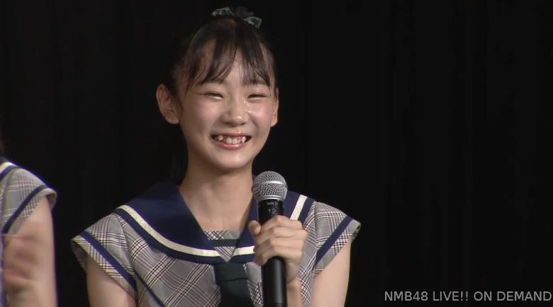 【NMB48】大段結愛ちゃん「私、陽キャなんですよ」w【公演MC】