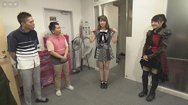 【AKB48】向井地美音、加藤玲奈の尾木プロダクション所属が判明
