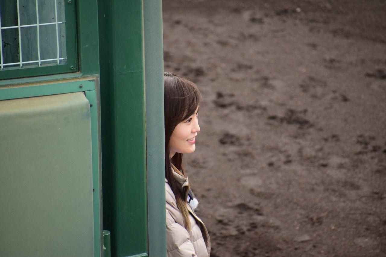 【阪神】鳴尾浜に山本彩wwwwwwwwwwww
