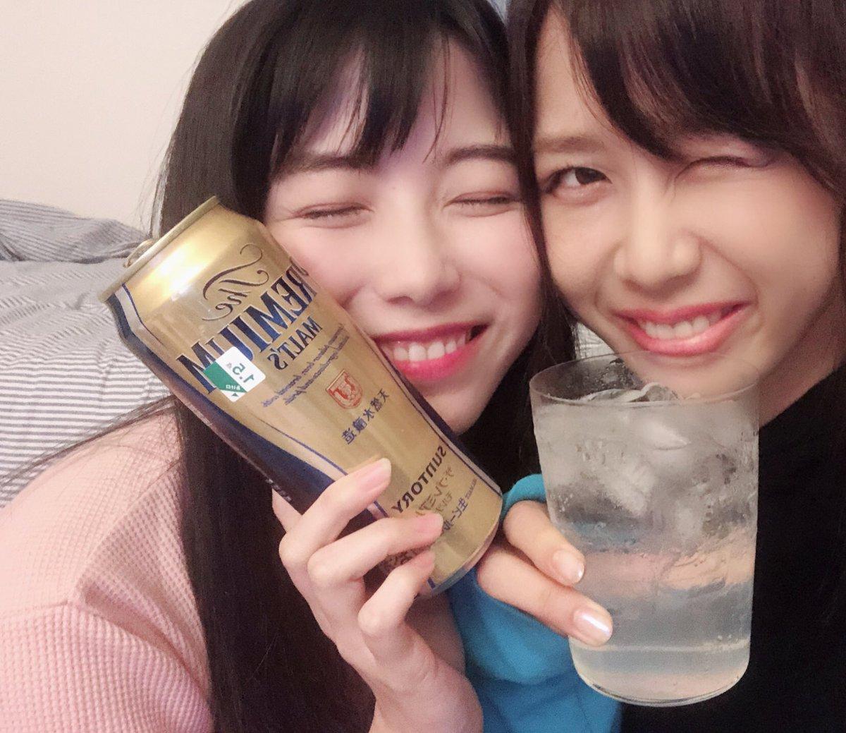 【悲報】AKB48総監督、深夜に飲酒配信→ツイ消し証拠隠滅【横山由依・大家志津香】