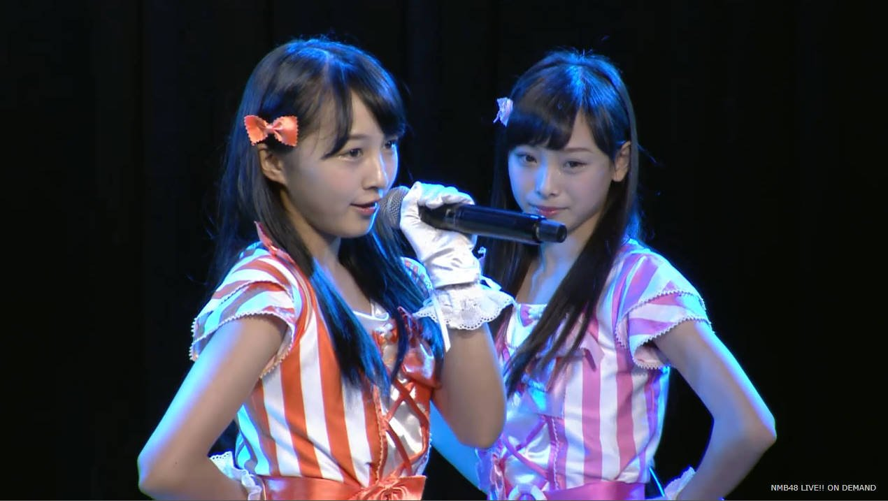 【NMB48チームM公演】梅山恋和が前座デビュー!研究生全員出揃う