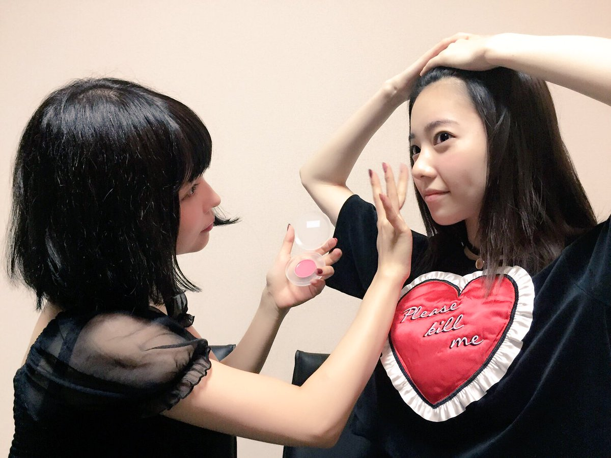 益若つばさがプロデュースしたぱるるが可愛いと大反響!!【AKB48島崎遥香】