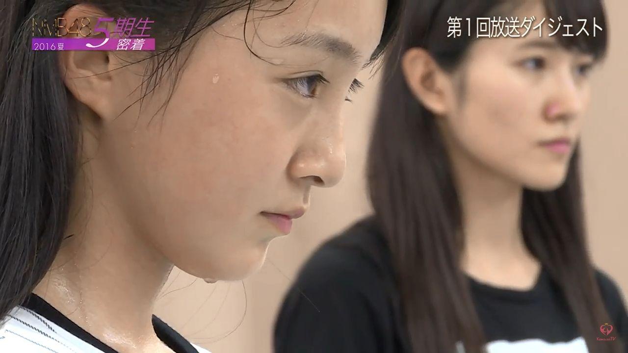 NMB48 5期生密着番組のダイジェストキタ━(゚∀゚)━!