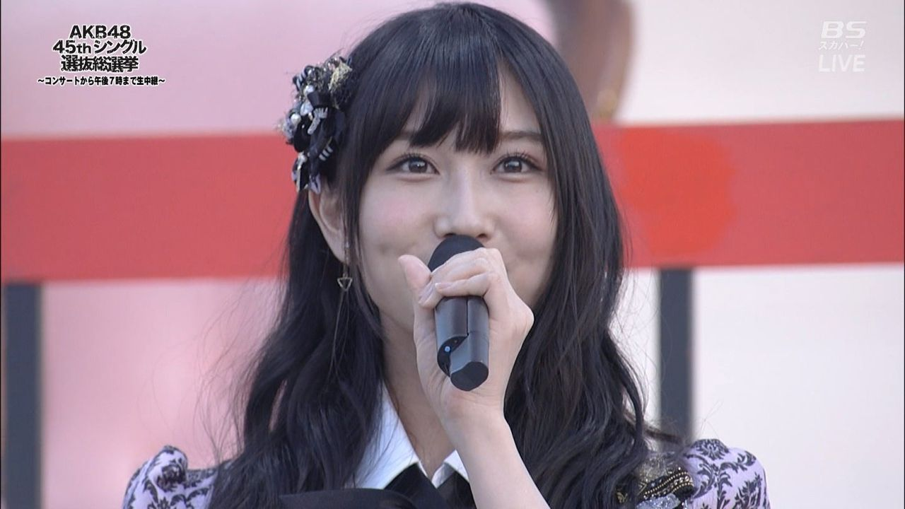 【速報】矢倉楓子、選抜入り逃すもハンバーガー1年分GET!「家族で分け合いたい」