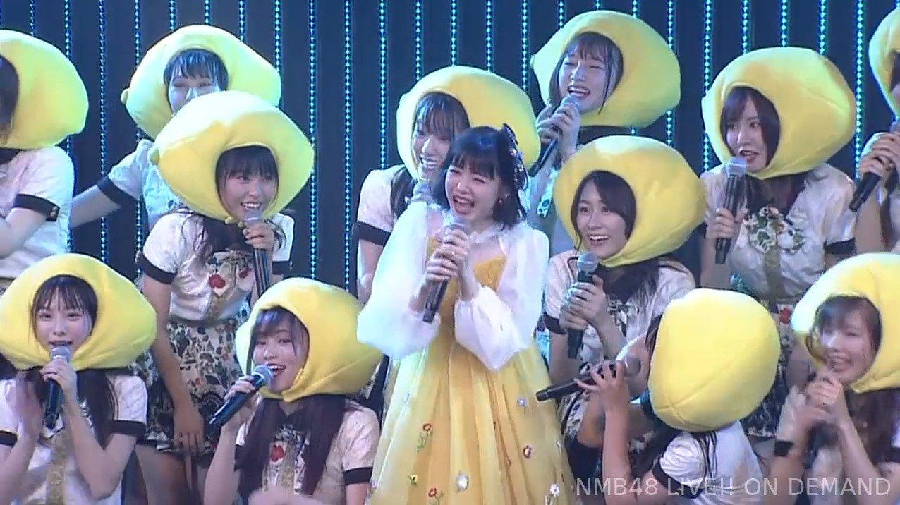 【NMB48】市川美織卒業公演~永遠より続くように~実況・画像まとめ