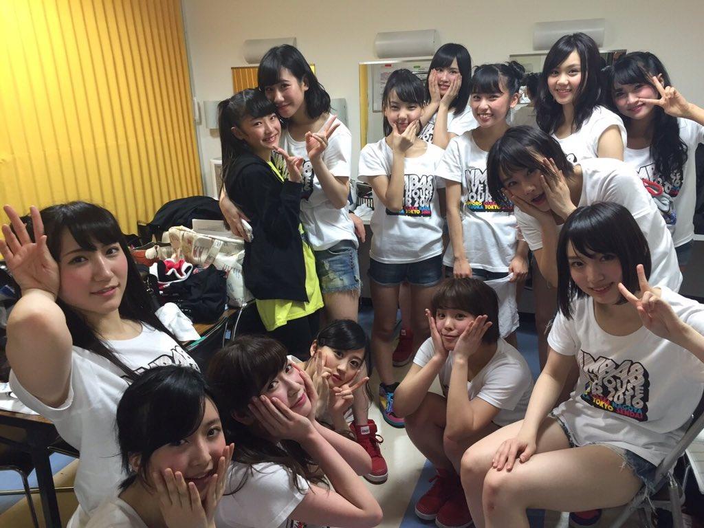 【大悲報】NMB48チームNが遂に13人に・・・
