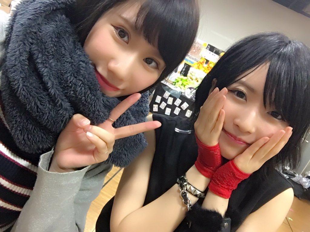 【NMB48】りりぽん生誕祭で黒パンツもろ見えキタ━━━━(゚∀゚)━━━━!!