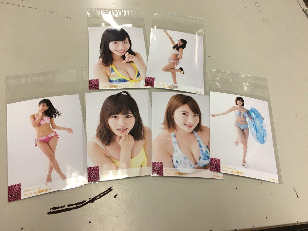 【NMB48】水着生写真大量キタ━━━━(゚∀゚)━━━━!!【画像】
