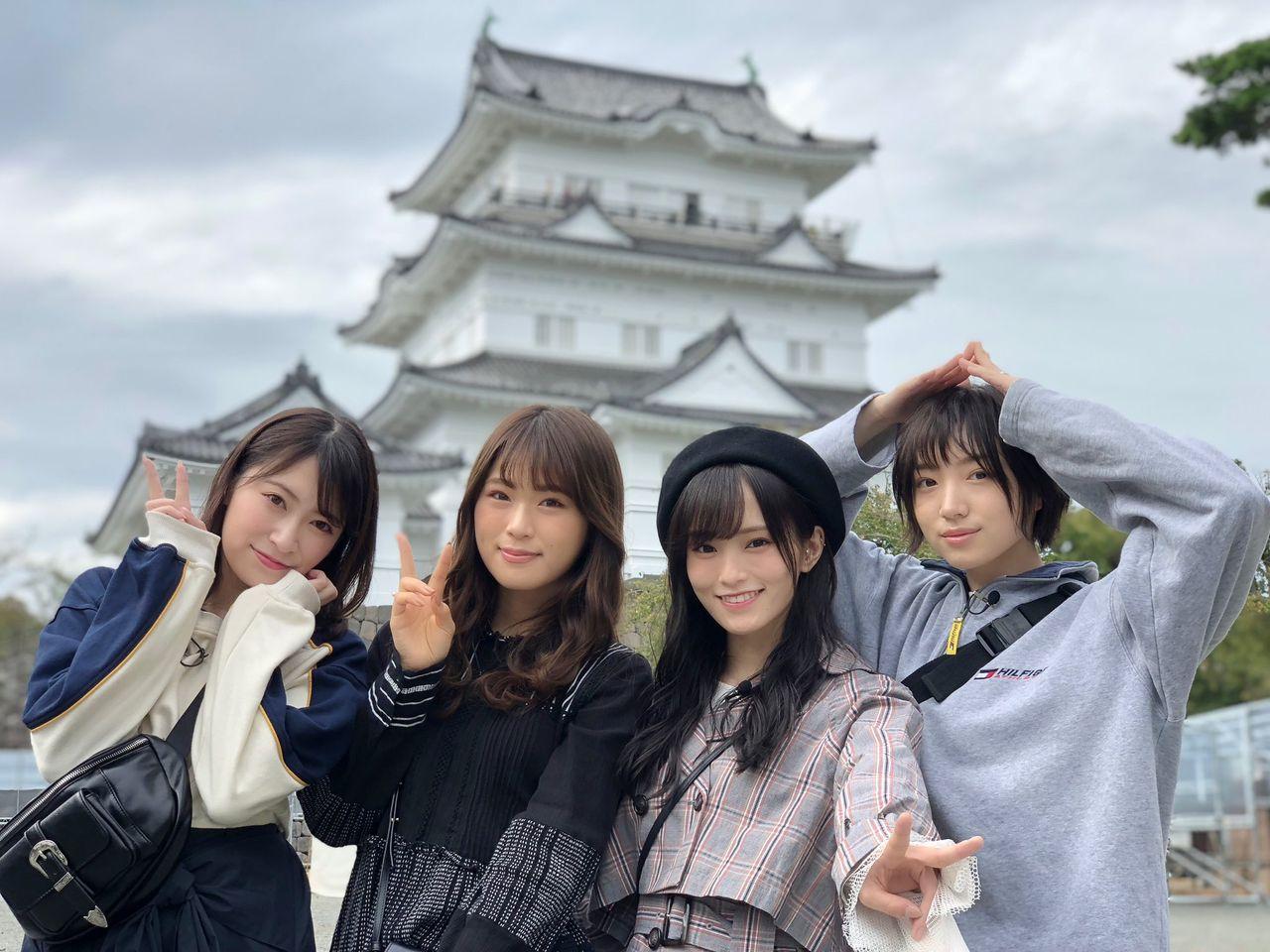 【NMB】新YNN「もぐ姉」太田夢莉、渋谷凪咲、山本彩、吉田朱里 生配信キタ━(゚∀゚)━!!