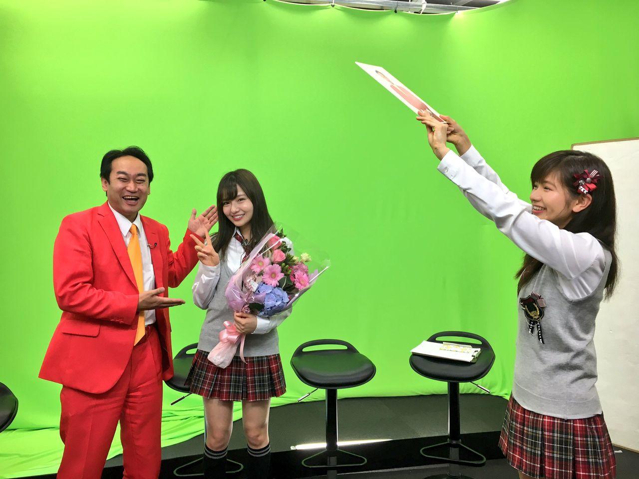 【NMB48】村瀬紗英が岡山のテレビ番組『ユタンポ』卒業