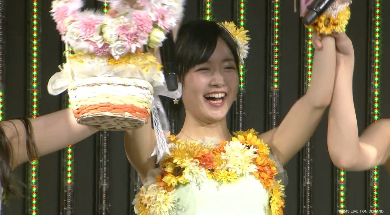【NMB48】須藤凜々花 卒業公演終演!「渋谷で待ってるぜ!」