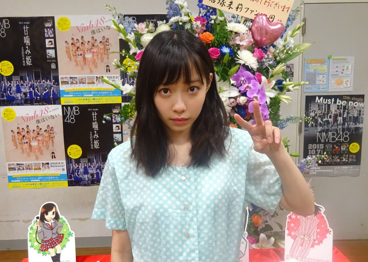 【NMB48】石塚朱莉と久代梨奈が喧嘩してた当時の写真wwwwwww