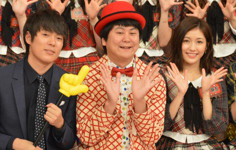 """【AKB48】ウーマン村本、バラエティを""""謎の立ち位置から偉そうに語るオタク""""を一蹴【HKT48】"""