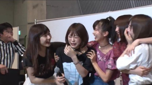 【速報】AKB48じゃんけん大会予備選結果キタ━━━━(゚∀゚)━━━━!!