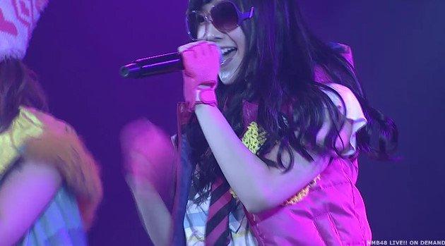 【NMB48】矢倉楓子のサングラスwwwwwww