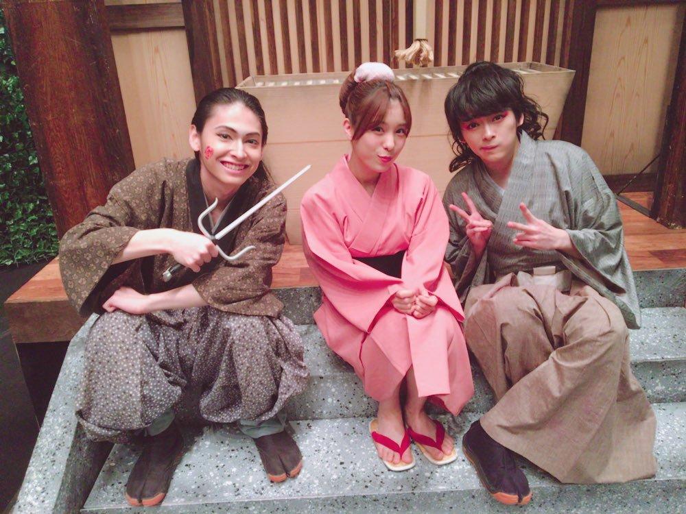 【悲報】AKB48小嶋菜月と舞台俳優・渕野右登 に文春砲wwwwwwwwwwww