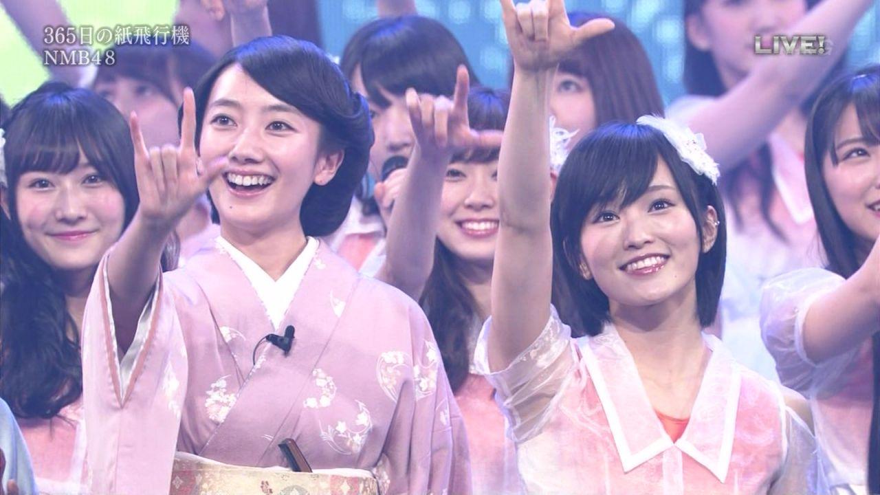 【悲報】『NHK紅白歌合戦』AKB48メドレーはRIVER→フライングゲット→君はメロディー模様