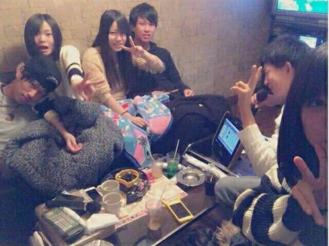【悲報】またAKB48チーム8から男女の画像が流出…【大西桃香】