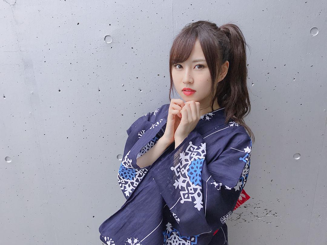 【画像】NMB48 浴衣コレクション2018 【大握手会】