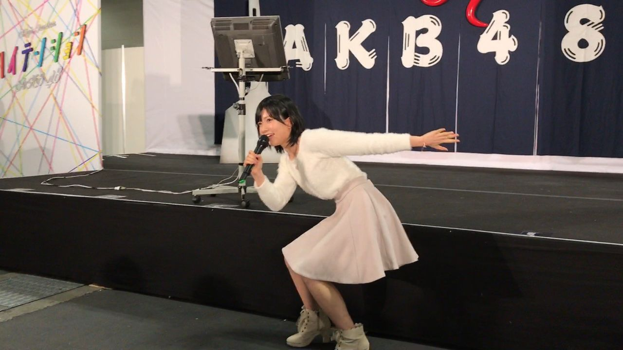 【NMB48】須藤凜々花が客席乱入→OJSに追いかけ回される事態にwwwwww【AKB48気まぐれオンステージ大会】