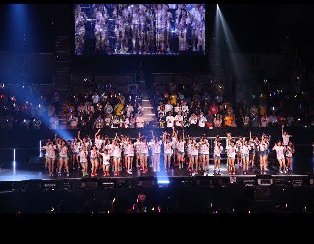 【6周年コンサート】NMB48大組閣発表。2017年から新チームでの公演をスタート
