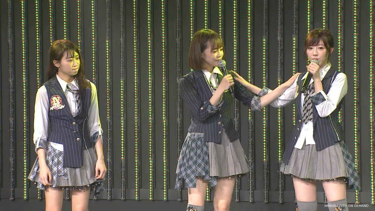 【速報】NMB48 松村芽久未が卒業を発表。最終活動日は12月を予定