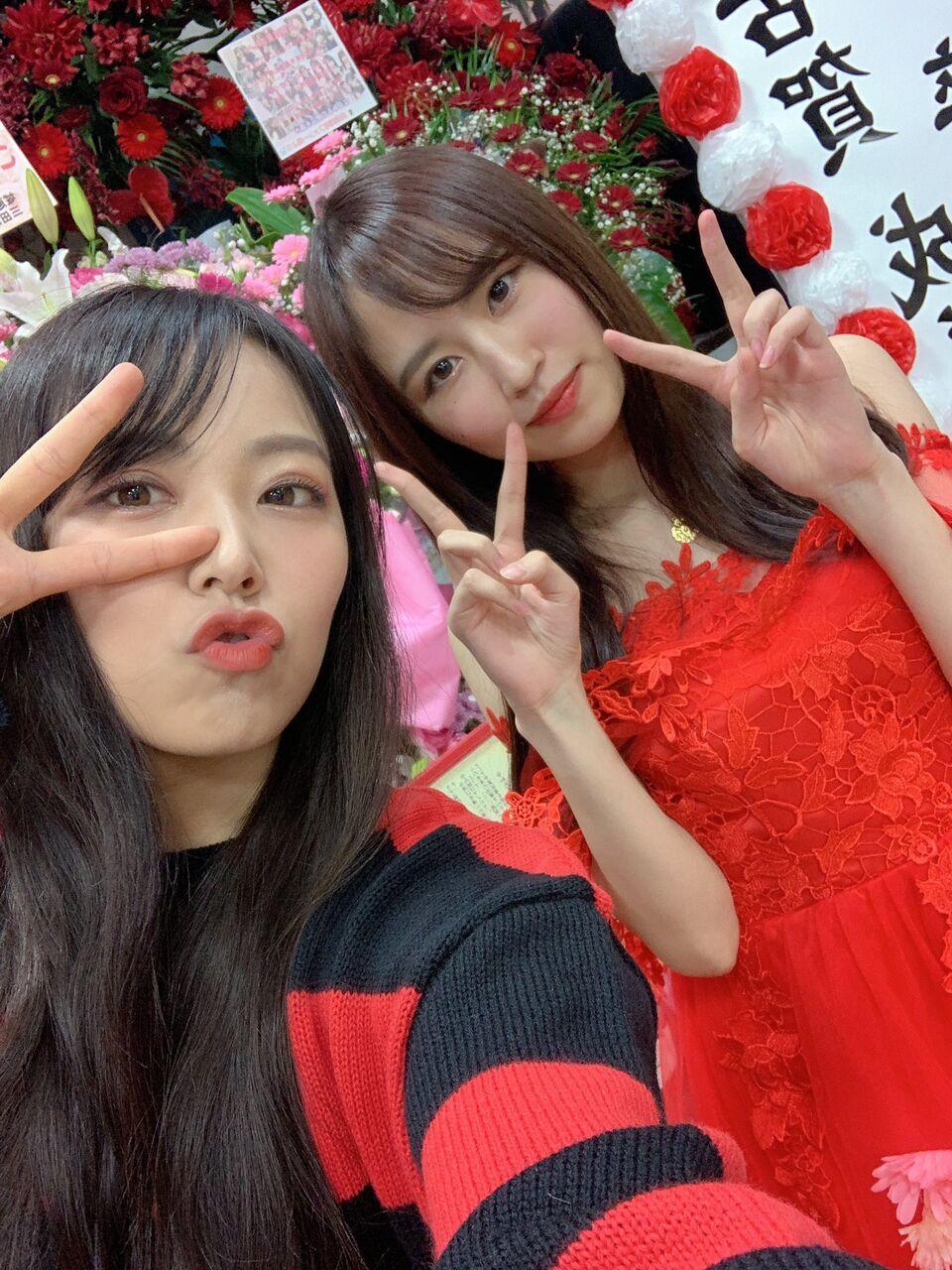 NMB48 古賀成美 卒業公演 公演後のSNSなど