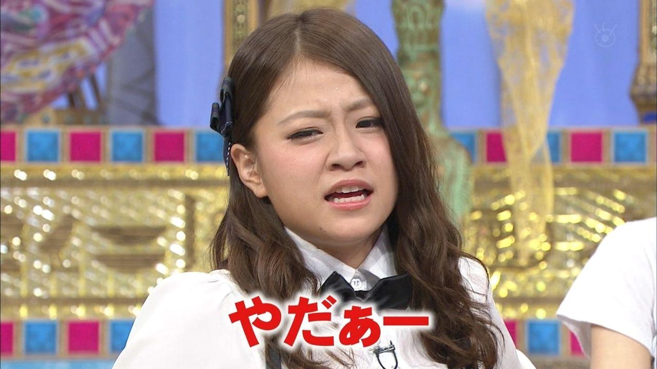 【AKB48】島田晴香 「黄金時代のチームBにメッチャ怖い先輩がいて公演出るのが嫌だった。」