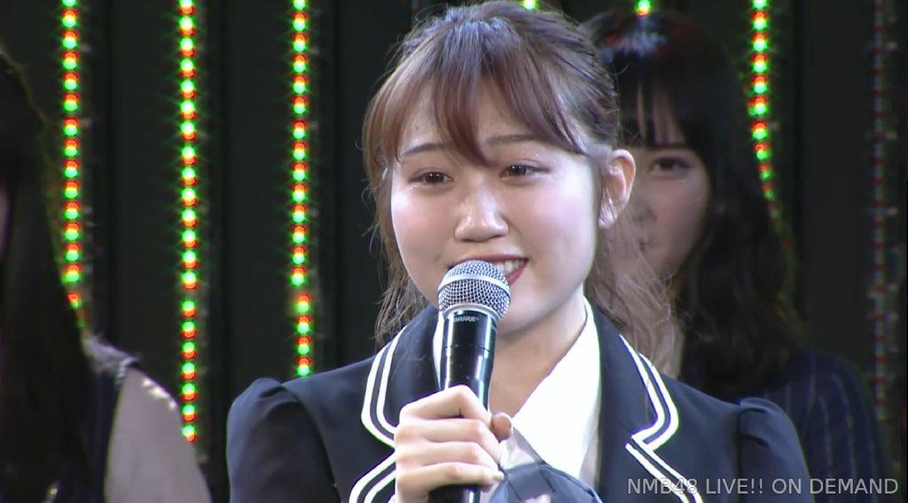 【NMB48】日下このみ卒業公演「今ならバンジーとべそう!」【実況】