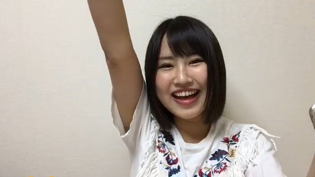 【AKB48の明日よろしく!】古賀成美から渋谷凪咲にリレーキタ━━━━(゚∀゚)━━━━!!