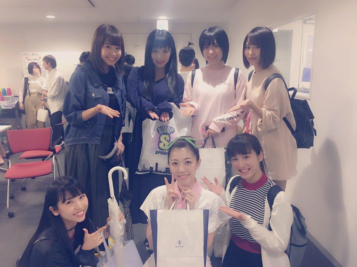【AKB48/NMB48】小嶋菜月・松村芽久未の出演舞台大阪初日キタ━━━━(゚∀゚)━━━━!!NMBメンバー多数観戦!