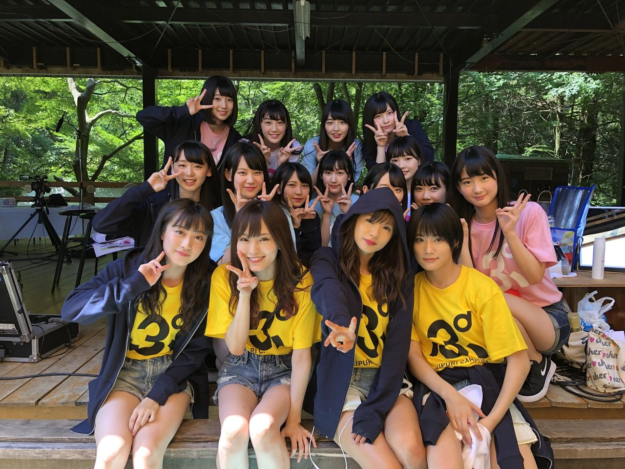 【NMB48】新YNN『キャンプっぷ』カレー作り さや姉の名言キタ━━━━(゚∀゚)━━━━!!実況