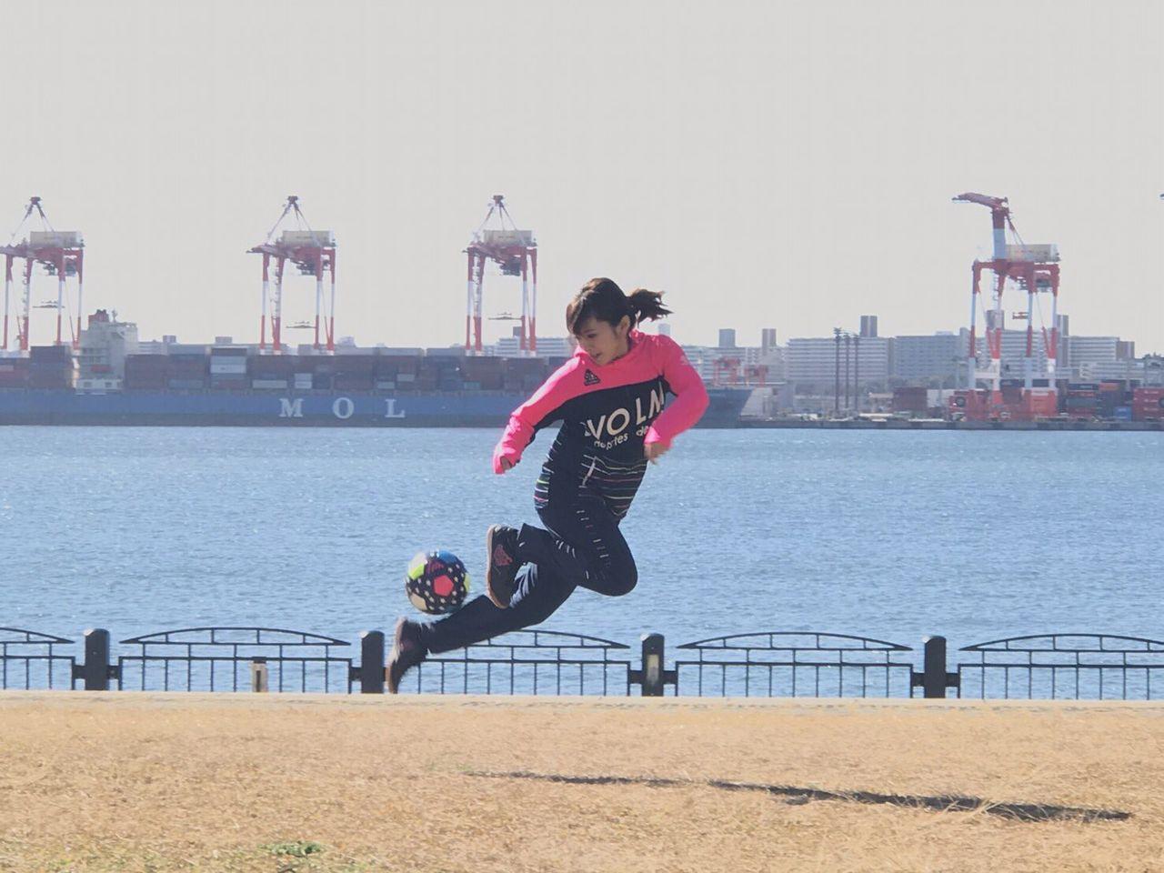 NMB48磯佳奈江のヒールリフト写真カッコよすぎワロタwwwwwwwwwww