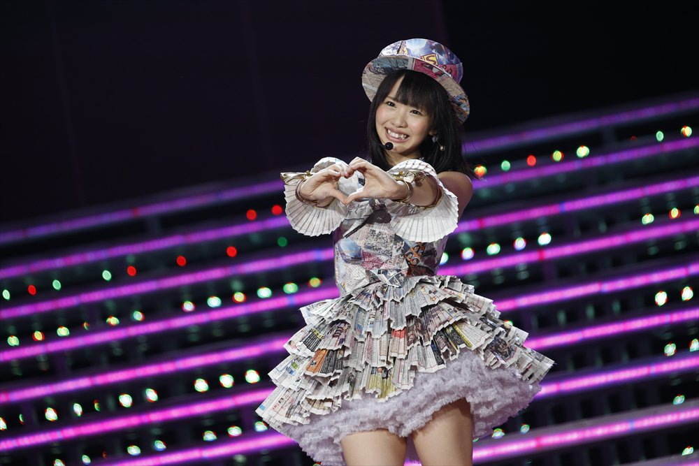 【SKE48】「メイドカフェ界の風雲児」松村香織の伝説、晒されてしまう。