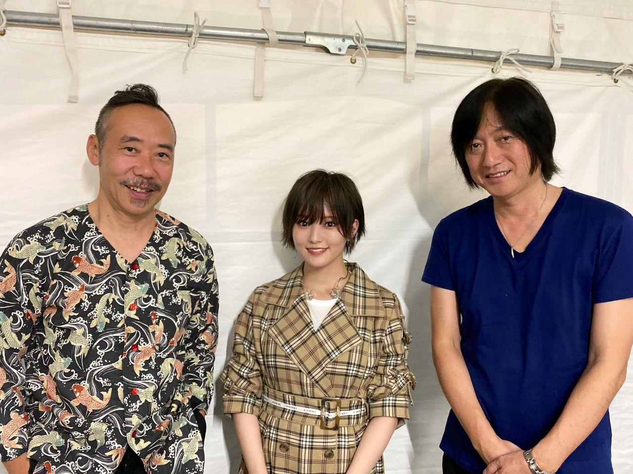 【音楽】山本彩、小林武史と共演で新曲披露!【リボーンアート・フェスティバル2019】