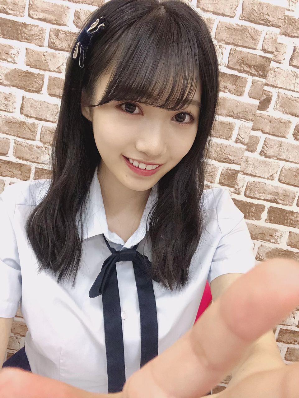 NMB48研究生の横野すみれさん、選抜メンバーをごぼう抜きしてしまう