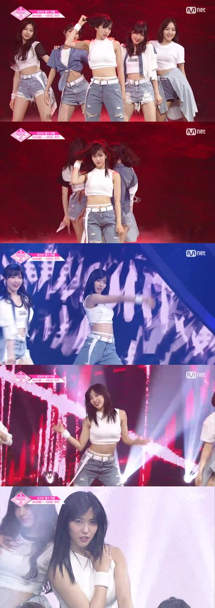 【PRODUCE48】AKB48下尾みう、韓国で急上昇1位!パフォが凄い