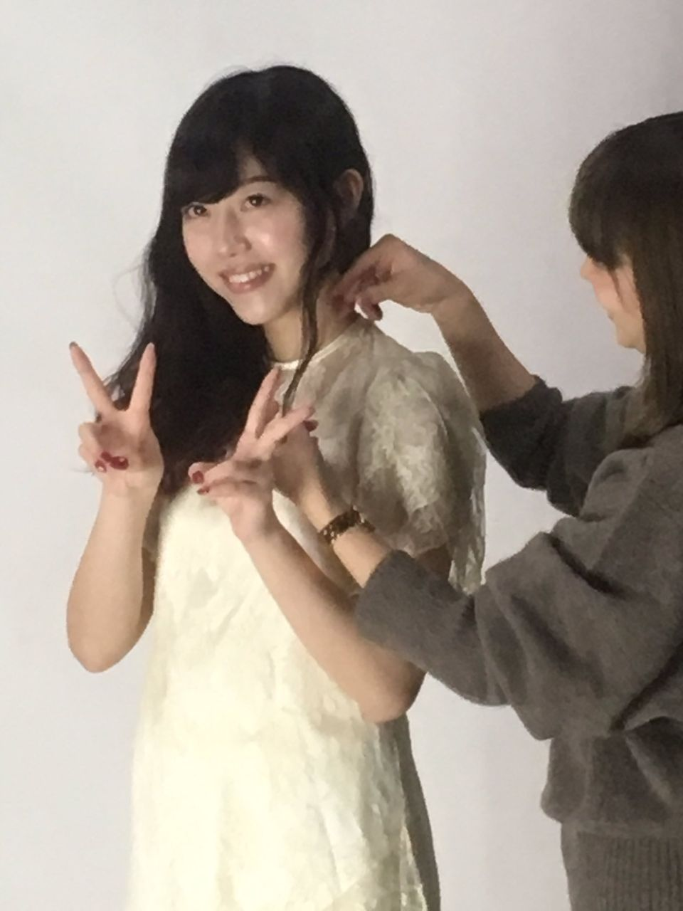 【朗報】NMB卒業生の中川紘美が松村芽久未の主演舞台にヘアメイクプランナーとして参加!