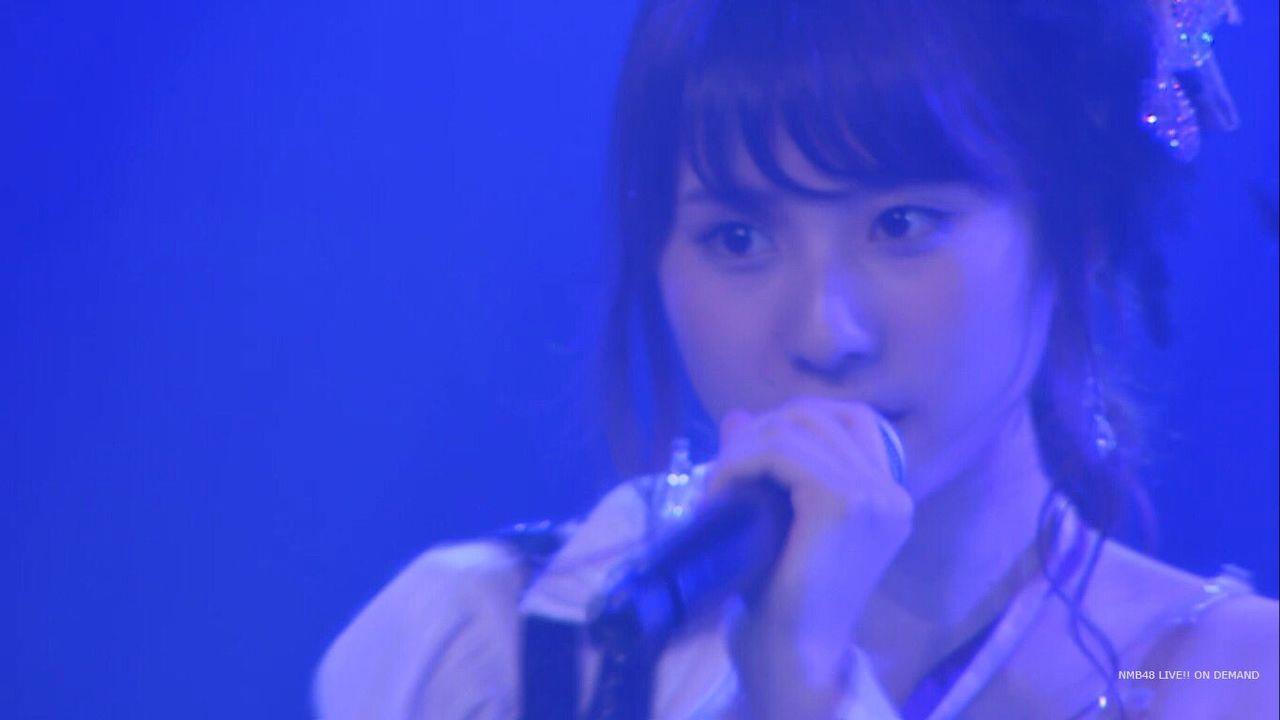 NMB48 林萌々香の 「抱きしめられたら」 が美しい (※動画有り)