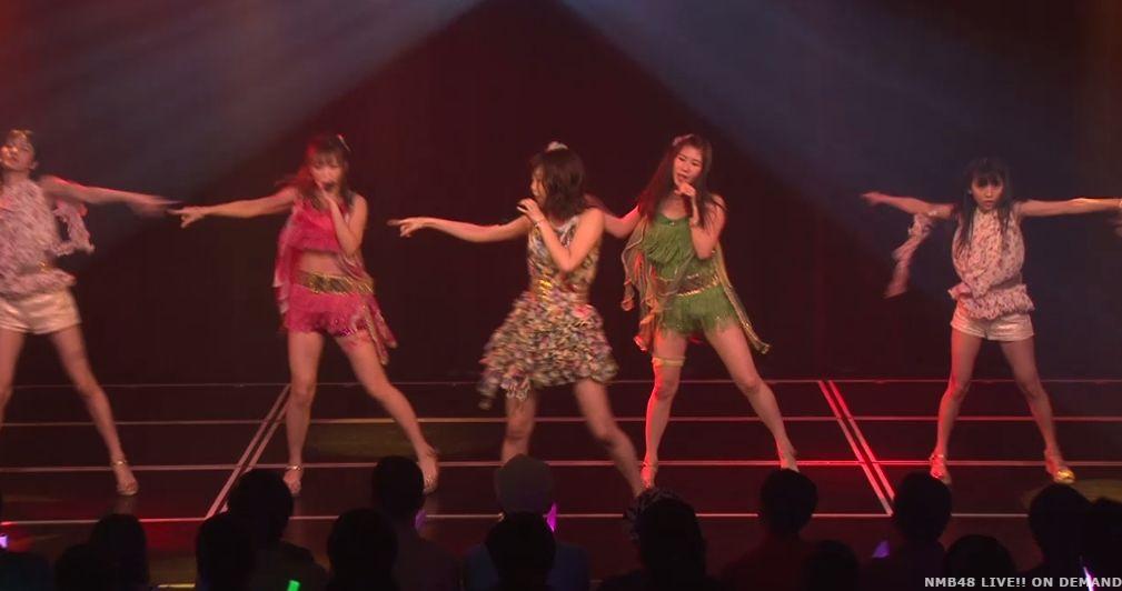 【NMB48】チームMアイドルの夜明け公演BD助っ人に東と山尾キタ━━━━(゚∀゚)━━━━!!