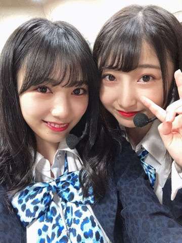 【NMB48】堀ノ内百香、6期生で初の選抜入りキタ━━━━(゚∀゚)━━━━!!