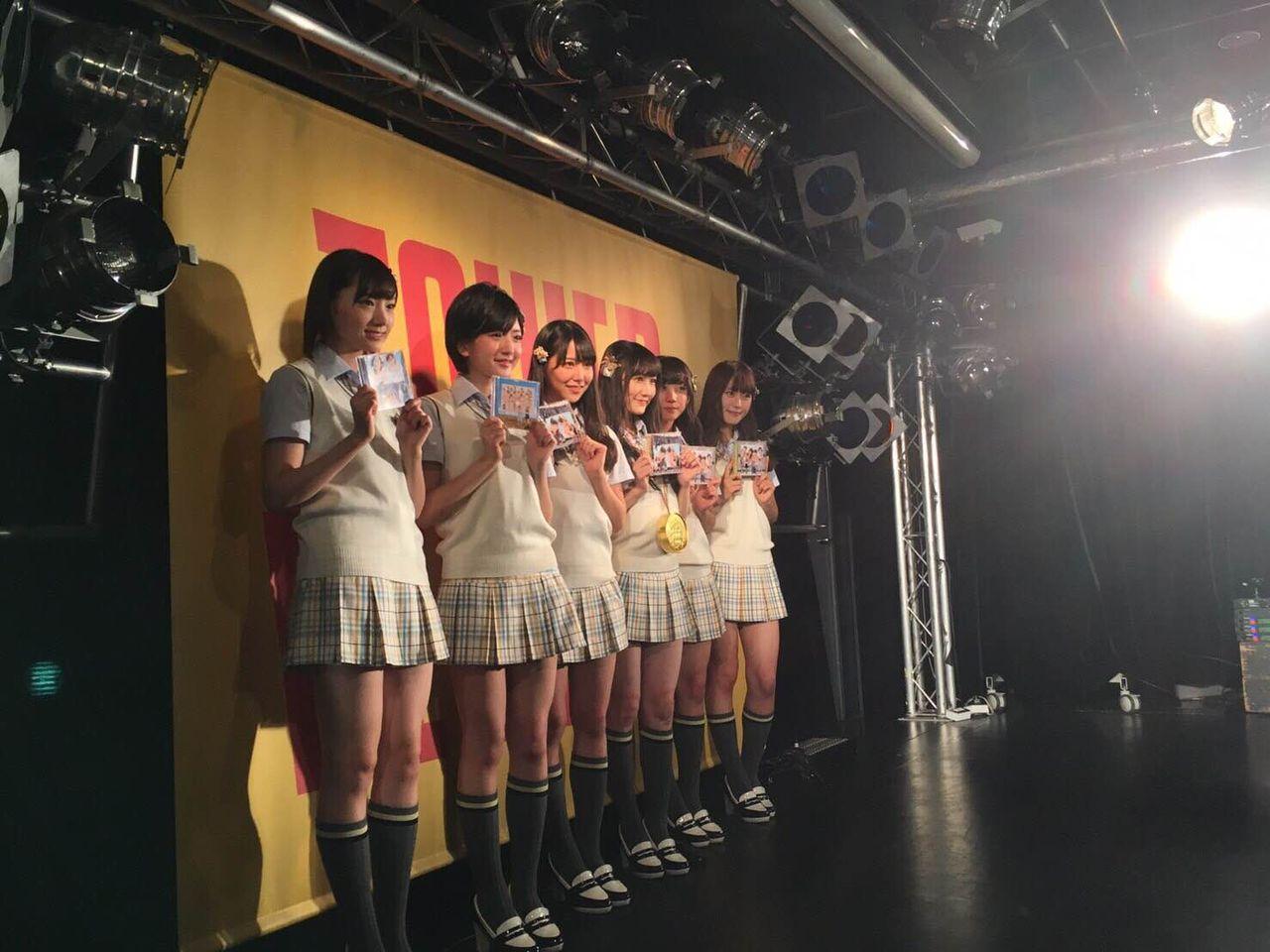 【NMB48タワレコイベント】矢倉楓子、弄られまくりwwwwwwww【僕はいない】