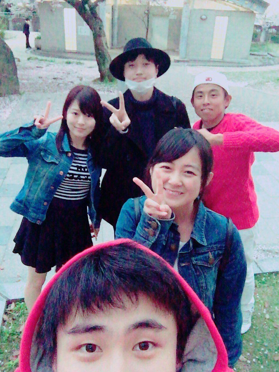 【悲報】HKT48月足天音の集団デート画像が流出
