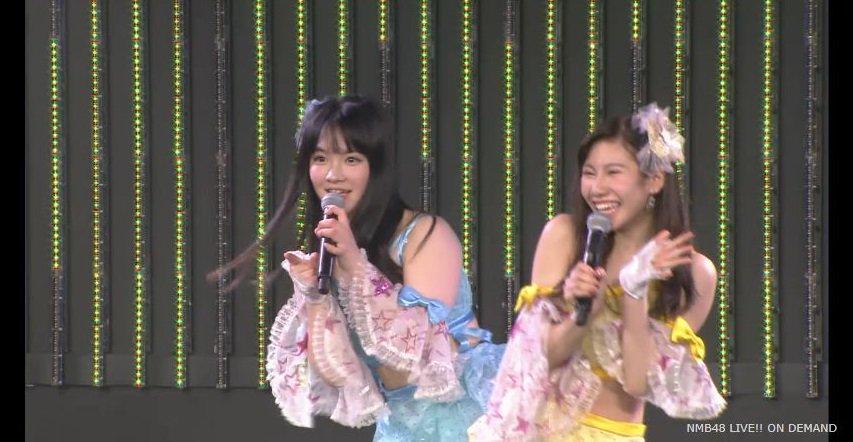 【NMB48チームM公演】中野麗来初日キタ━━━━(゚∀゚)━━━━!!実況まとめ