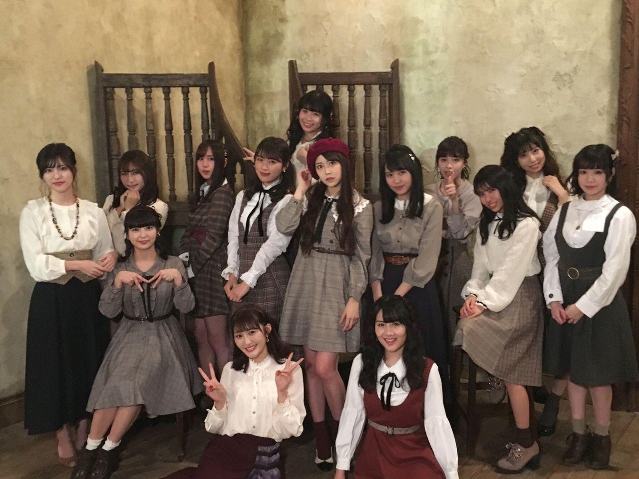 【NMB48】新チーム曲 MV公開キタ━━━━(゚∀゚)━━━━!!序列は?ファンの反応は?