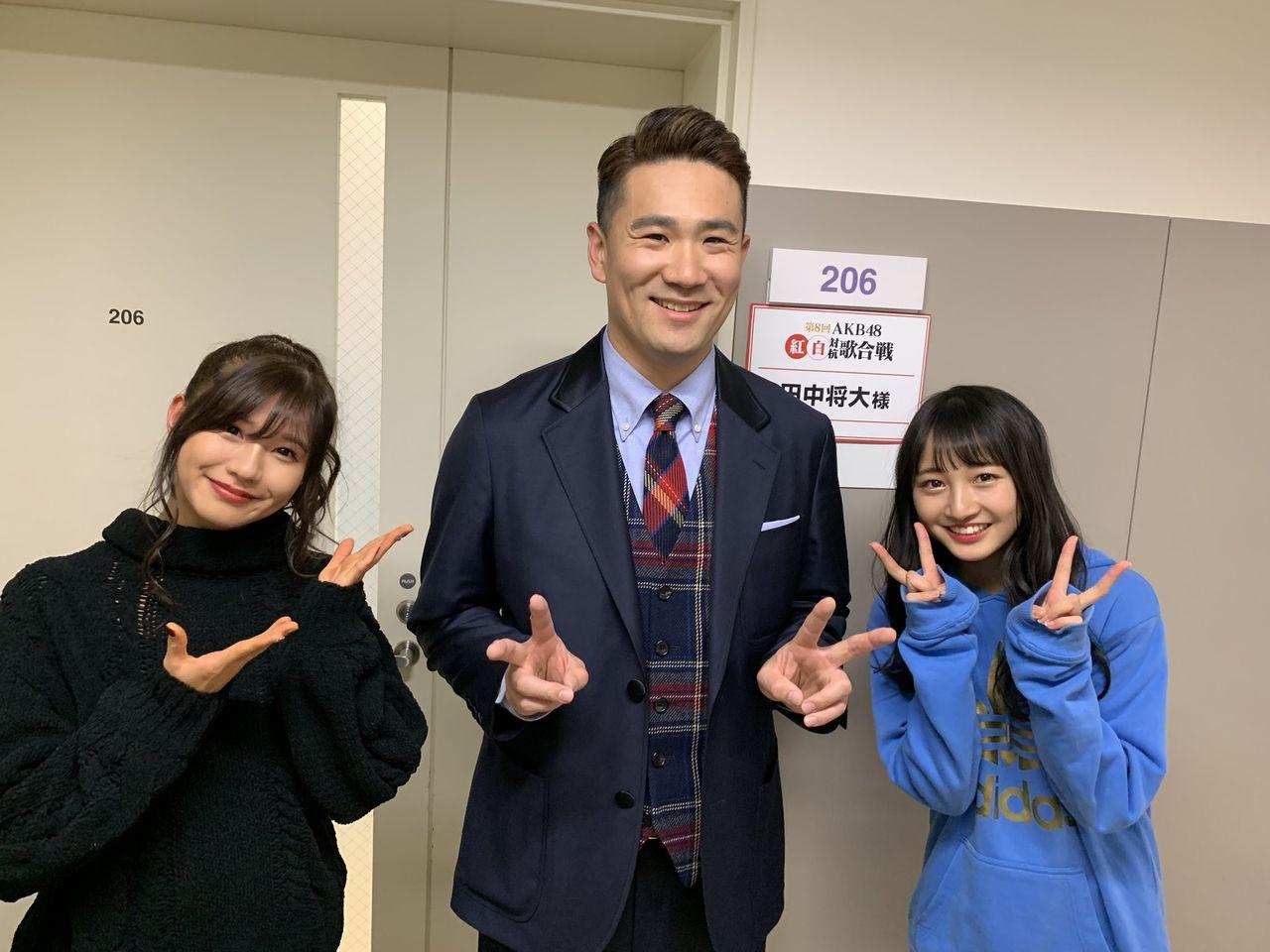 【NMB48】田中マー君、阪神関係者と接触キタ━━(゚∀゚)━━!!【谷川愛梨/山本彩加】